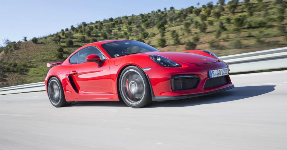 12.21.15 - 2016 Porsche Cayman
