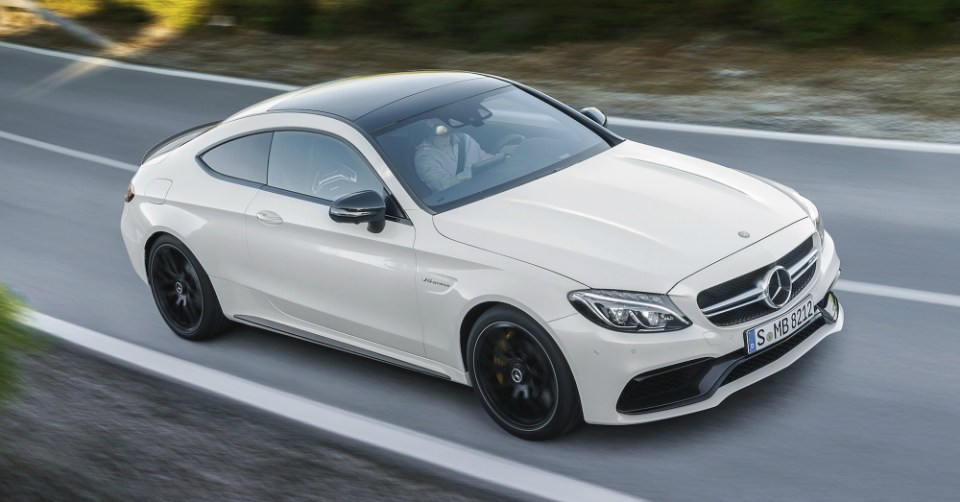 12.25.15 - 2016 Mercedes-AMG C63 Coupe