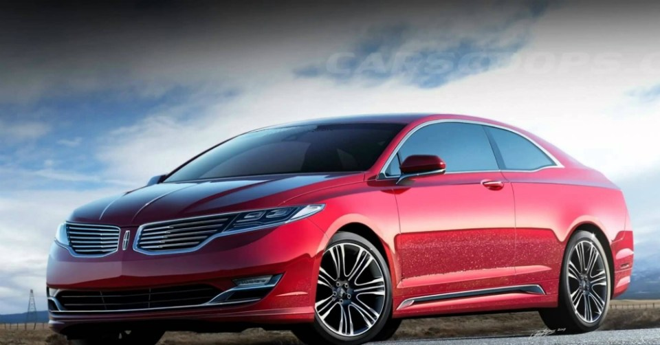 2016 Red lincoln mkz