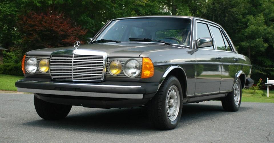 01.03.16 - 1984 Mercedes 300D-T