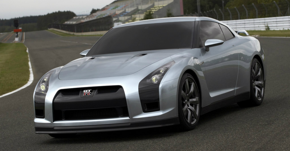 2005 Nissan GT-R Prototype