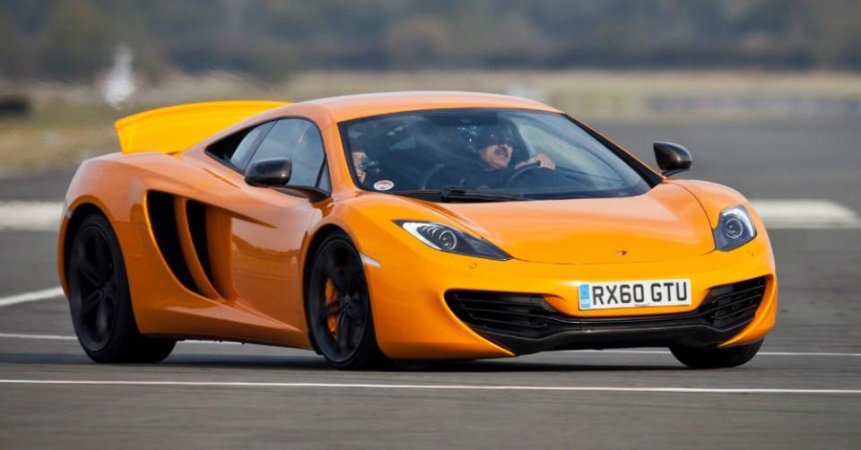 04.12.16 - McLaren MP4-12C