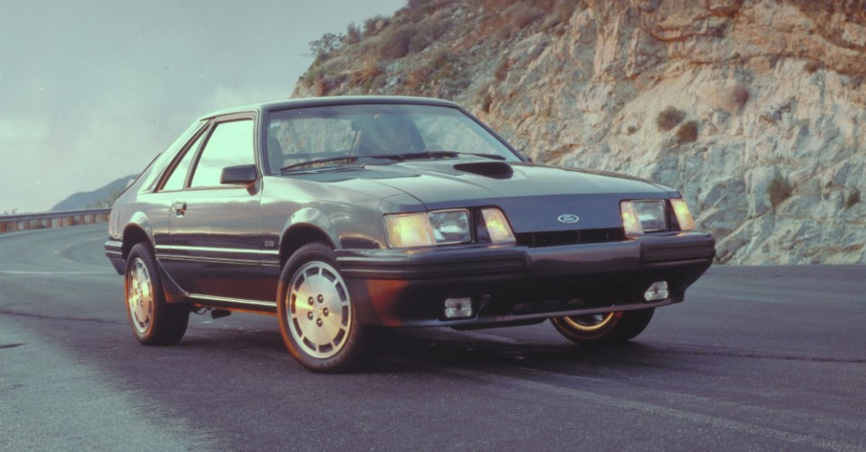 06.10.16 - 1984 Ford Mustang SVO