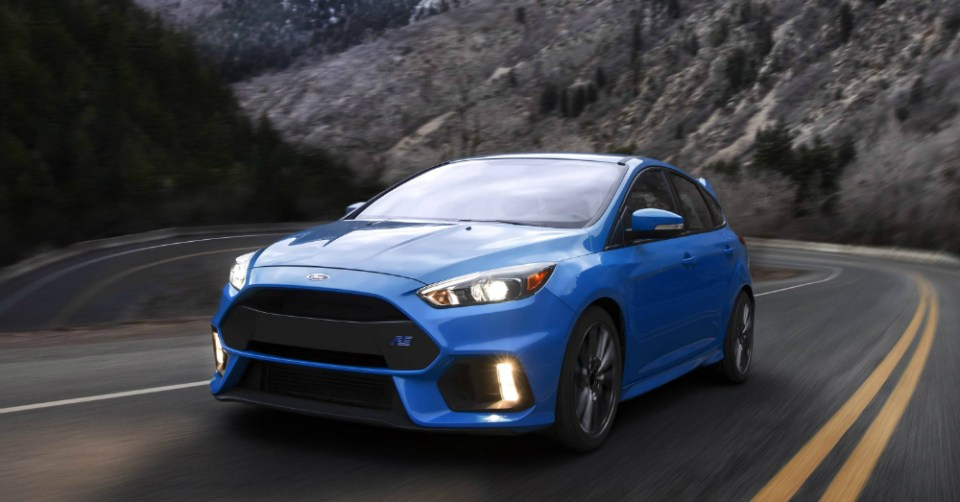 01.09.17 - Ford Focus RS