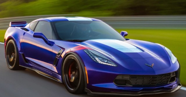 More Corvette for You to Drive
