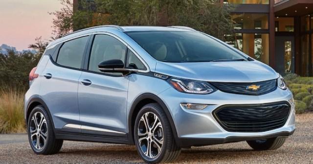 2018 Chevrolet Bolt EV: Continued EV Affordability