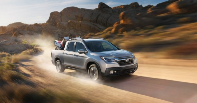 2018 Honda Ridgeline: The Right Truck for the Occasion