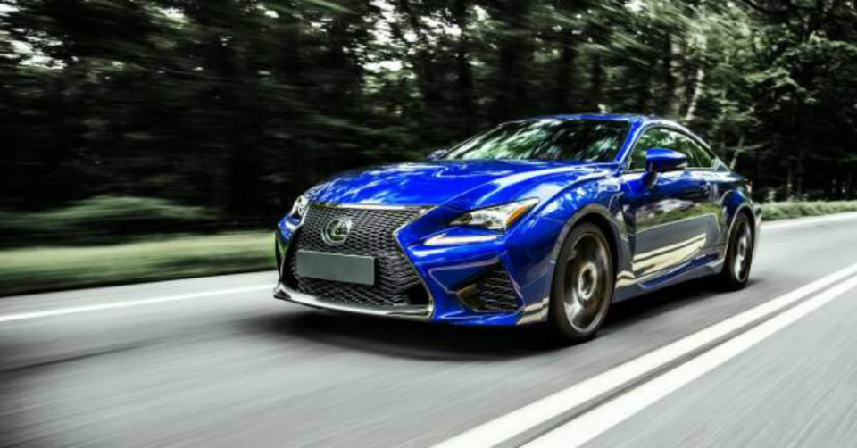 2018 Lexus RC An Exciting Side of Luxury