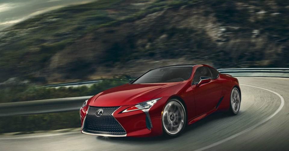 The Lexus Sports Coupe Dilemma