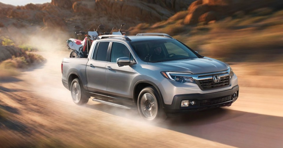 The Honda Ridgeline is All the Truck You Need