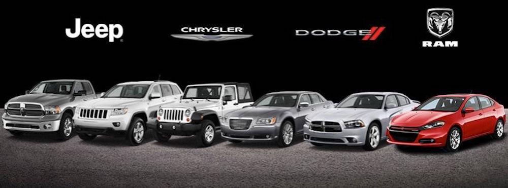 FCA Vehicles
