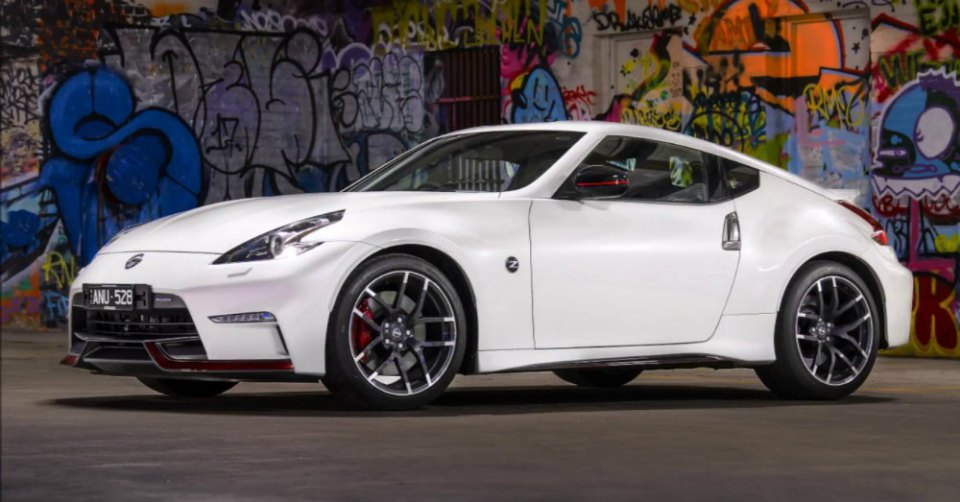 370Z - Being Thankful for Nissan Heritage