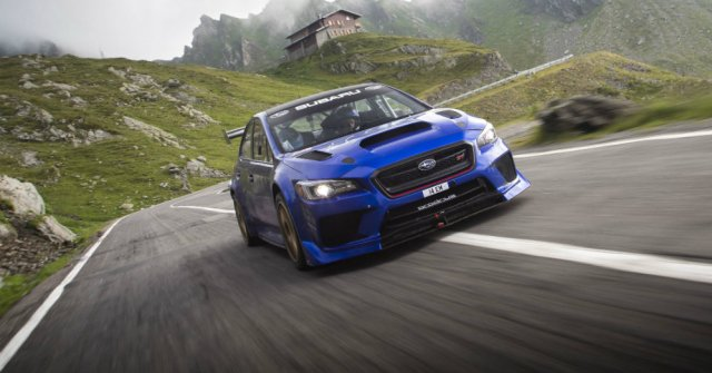 Subaru WRX STI Type RA Another Record Setter