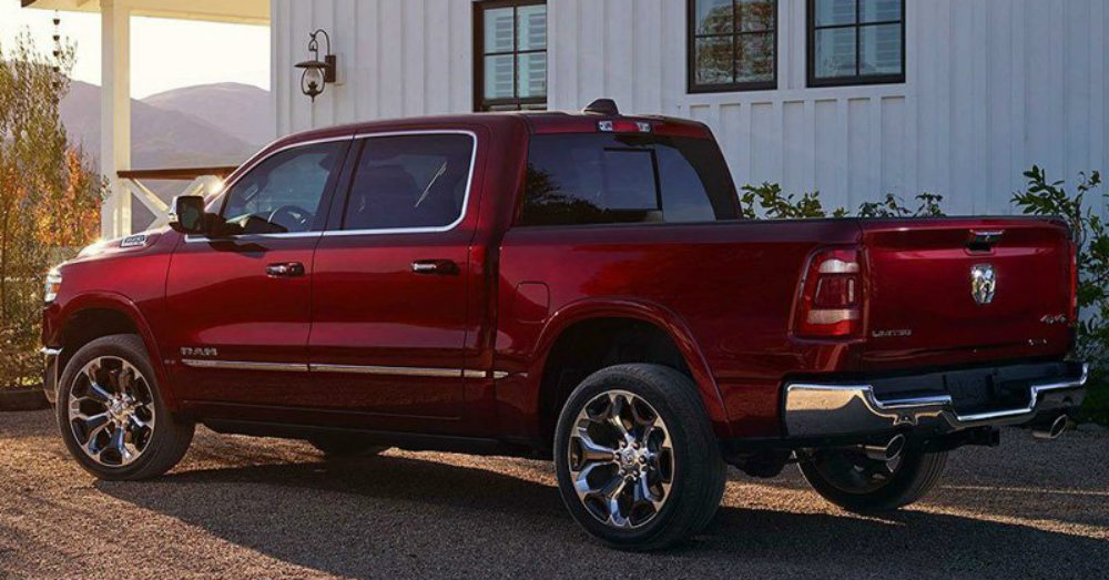 The New 2019 Ram 1500 is an Incredibly Safe Truck