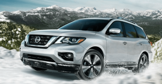 2019 Nissan Pathfinder A Fantastic SUV for You