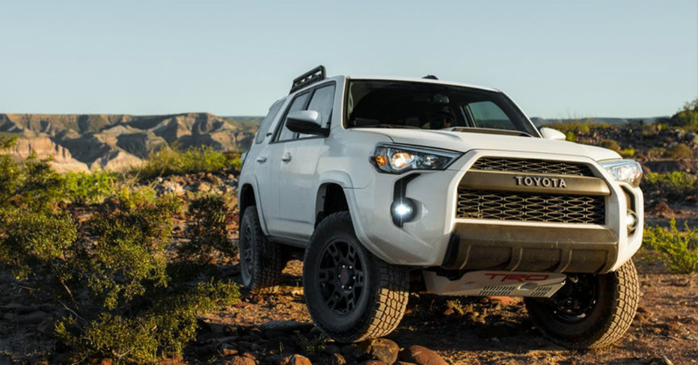 SUV -Toyota 4Runner Offers Something Different