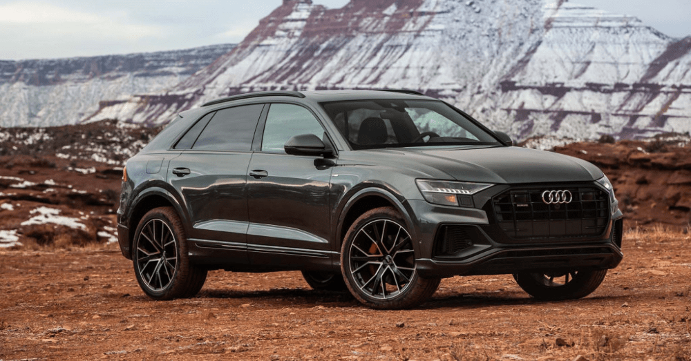 The Difference of the Audi Q8