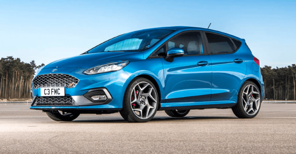 The Ford Fiesta is a Subcompact With Tons of Stuff