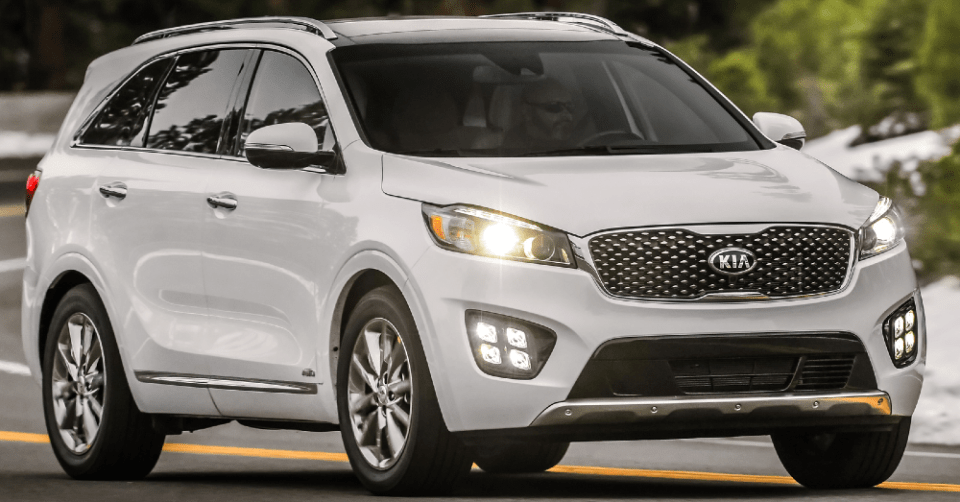 The Kia Sorento Adds Another Award for the Brand
