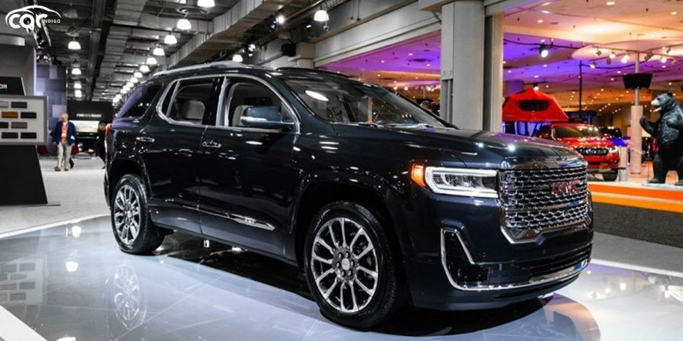 2021 GMC Acadia is the SUV Youve Been Looking For