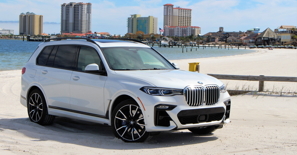 2019 BMW X7: The Right Size for Your Drive