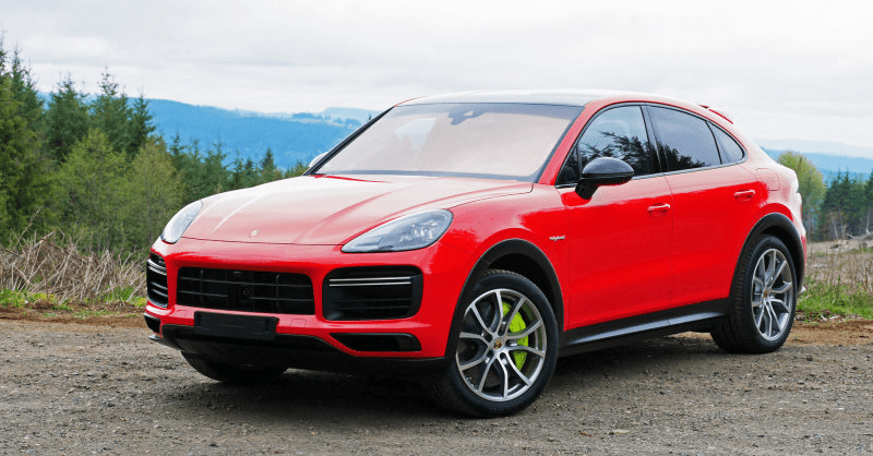 The Spiciest SUV on the Market