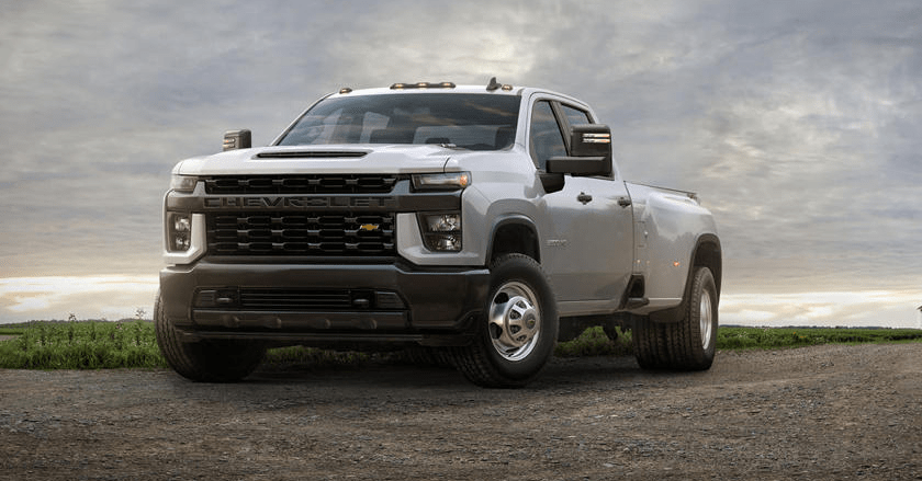 2020 Chevrolet Silverado 3500 HD : A Big Chevy to Get Things Done