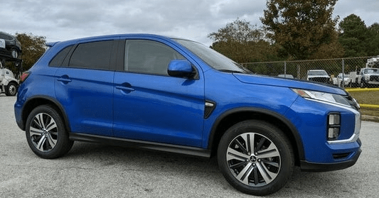 Mitsubishi Outlander Sport - The Compact SUV for You
