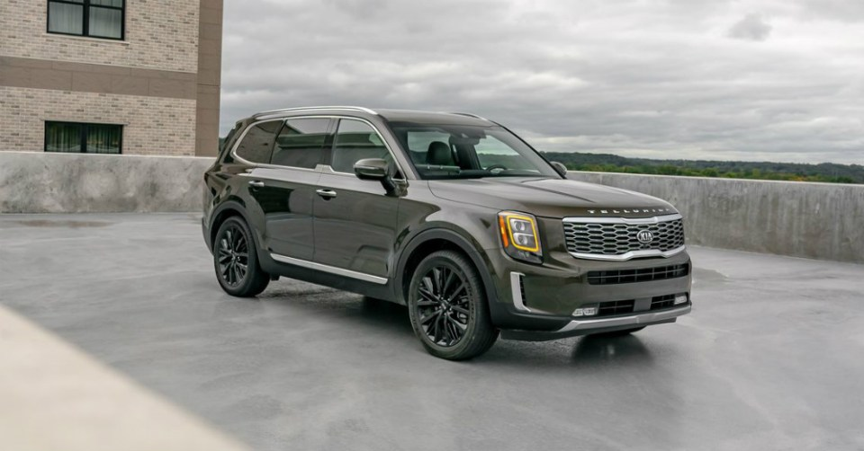 2020 Kia Telluride Offers Some Luxury for You