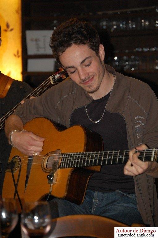 Will – Cours particuliers de guitare et de basse à domicile sur Nîmes (Gard) et  Fayence (Var)