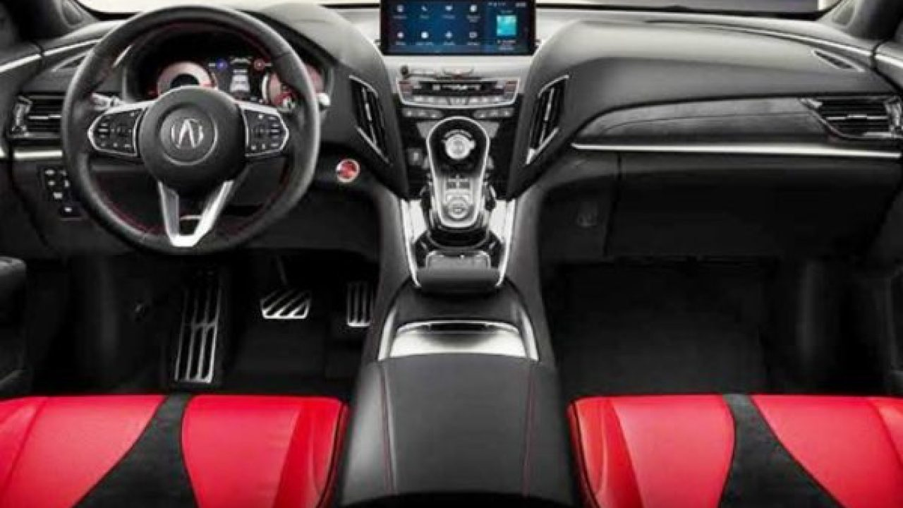 Bewertungen 2021 Acura Rdx V6 Turbo