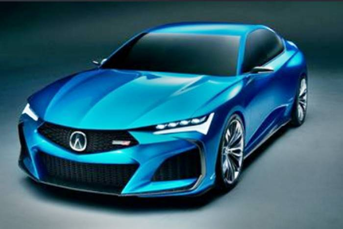 2021 Acura TLX Redesign