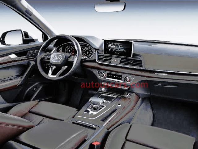 2021 Audi Q5 Interior