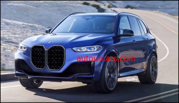 2022 BMW X5 Facelift Price & Reviews
