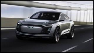 2022 Audi A7 facelift Exterior