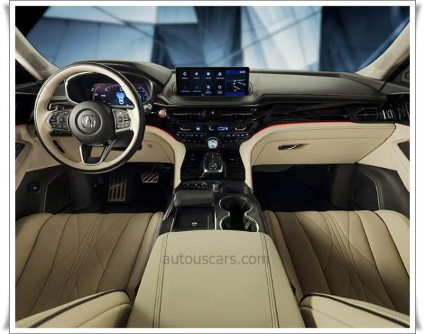 2022 Acura RDX Interior