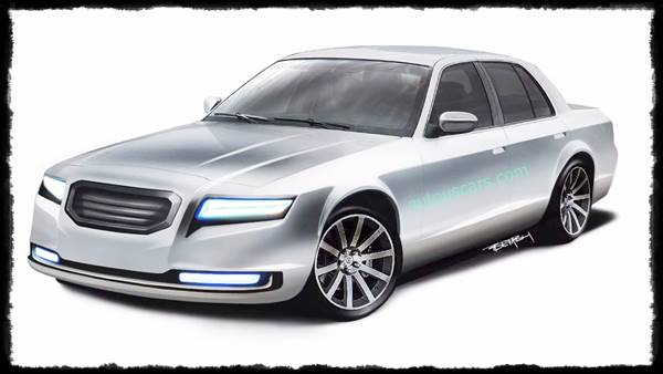 2022 Ford Crown Victoria