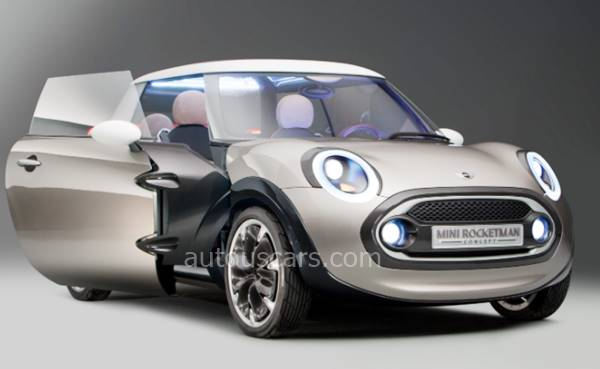 2022 Mini Cooper Countryman Specs