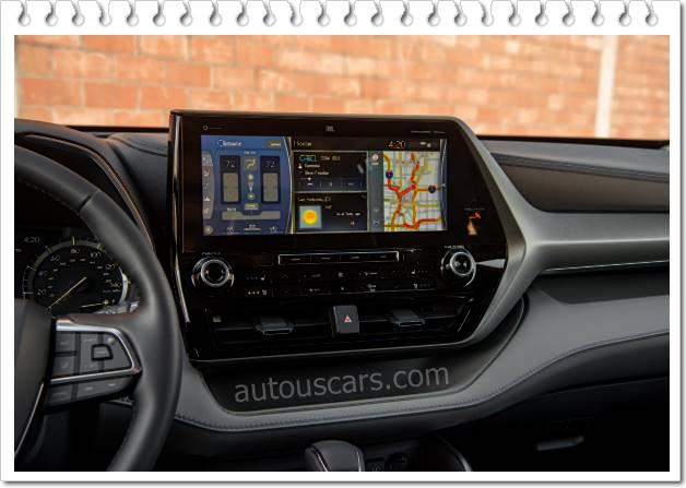 2022 Toyota Tundra Interior Redesign