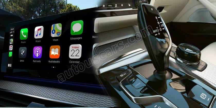 Details BMW 5 Series 2022