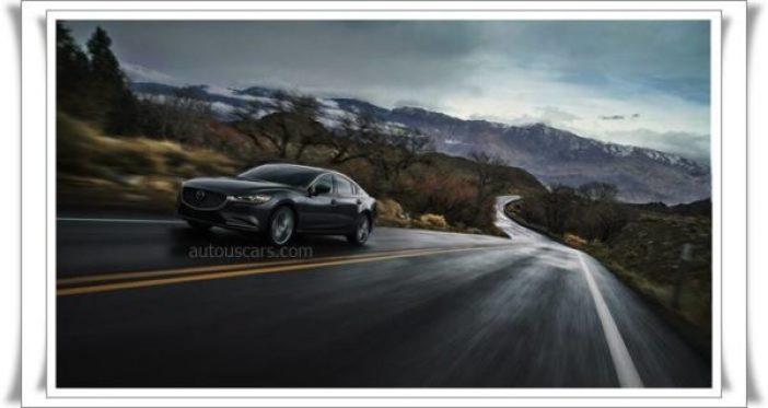 2022 Mazda 6 Redesign
