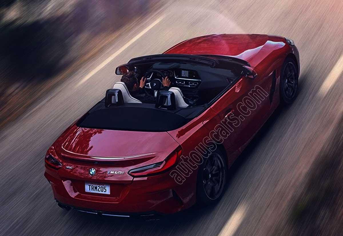 2021 BMW Z4 M40i Speed Test