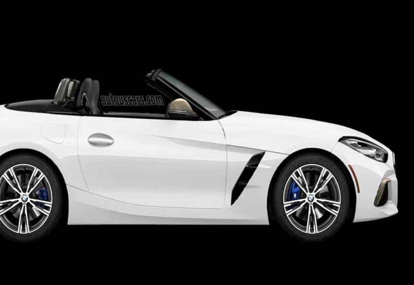 2021 BMW Z4 Roadster Gas Mileage