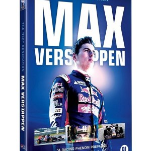Max Verstappen The Next Generation DVD