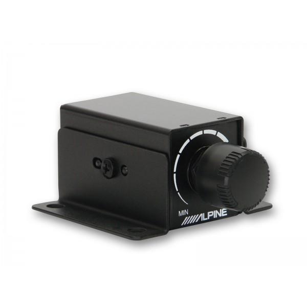 Alpine RUX-KNOB - Bassremote voor PDX, PDR, MRV & MRX
