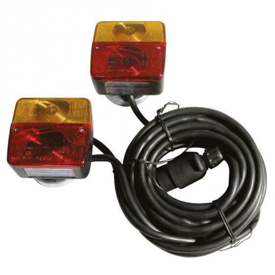 Carpoint verlichtingskit magnetisch 2500 mm
