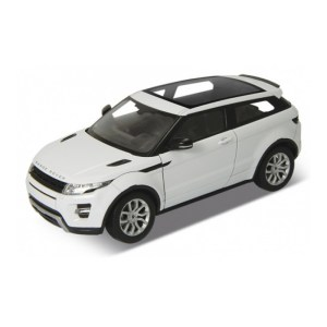 Speelgoedauto Land Rover Range Rover Evoque 1:24/18 x 8 x 6 cm