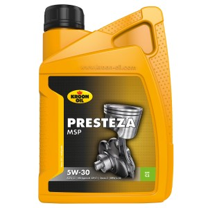 Kroon-Oil Motorolie Presteza MSP 5W-30 1L