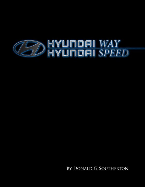 Hyundai Way: Hyundai Speed