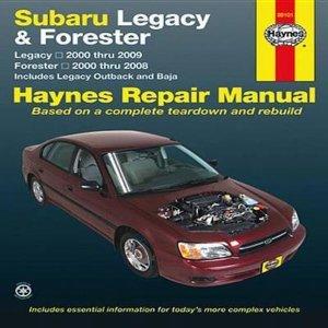 Subaru Legacy/Forester 2000-09